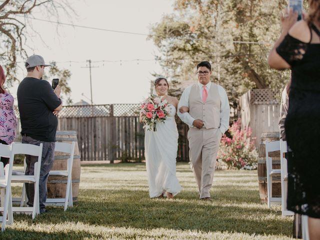 Luis and Vanessa's Wedding in Sacramento, California 17