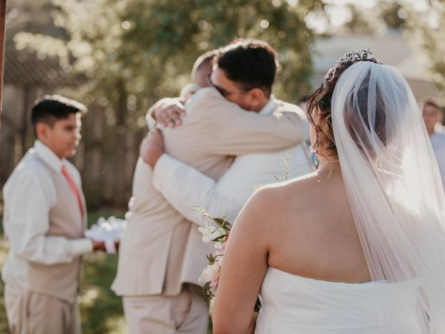 Luis and Vanessa's Wedding in Sacramento, California 18