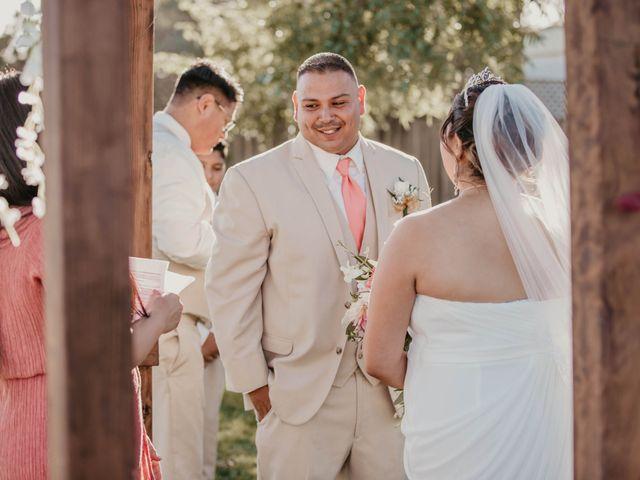 Luis and Vanessa's Wedding in Sacramento, California 19