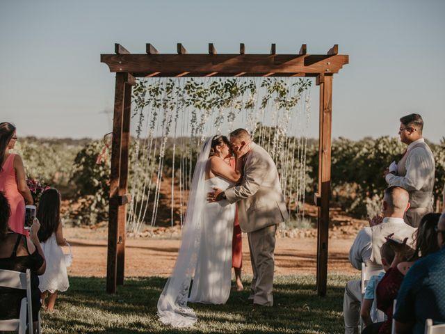 Luis and Vanessa's Wedding in Sacramento, California 21