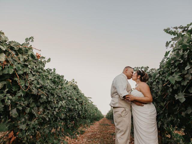 Luis and Vanessa's Wedding in Sacramento, California 24