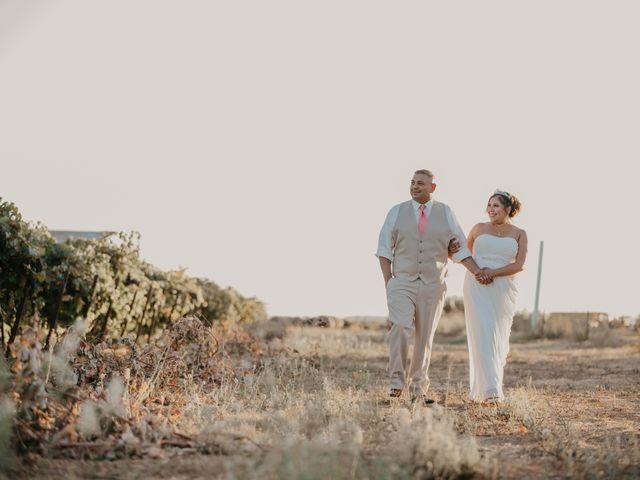 Luis and Vanessa's Wedding in Sacramento, California 26