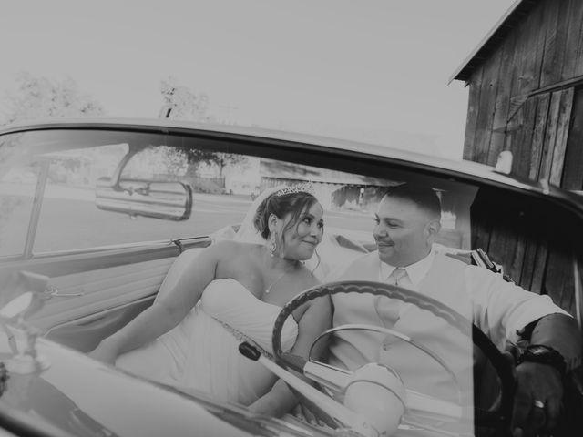 Luis and Vanessa's Wedding in Sacramento, California 29
