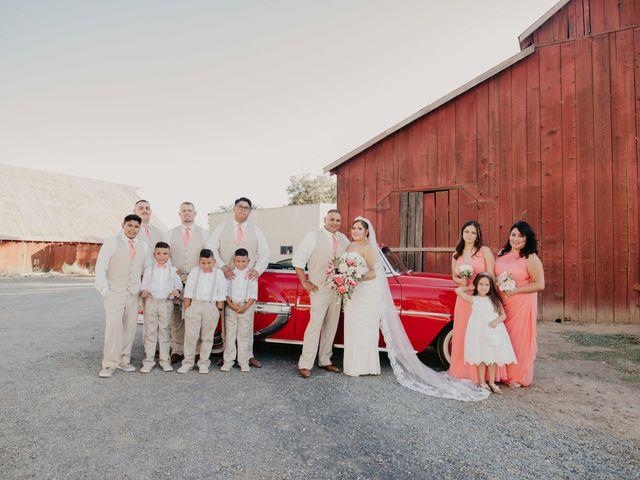 Luis and Vanessa's Wedding in Sacramento, California 30