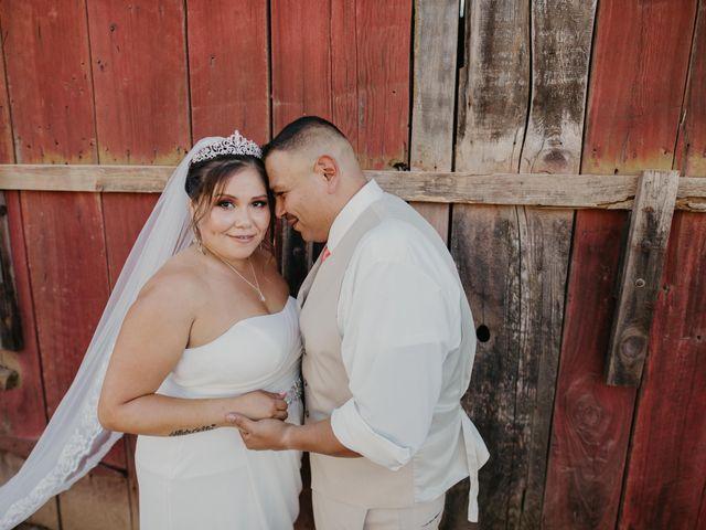Luis and Vanessa's Wedding in Sacramento, California 31