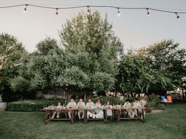 Luis and Vanessa's Wedding in Sacramento, California 37