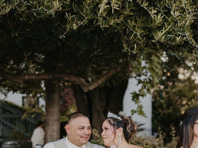 Luis and Vanessa's Wedding in Sacramento, California 38