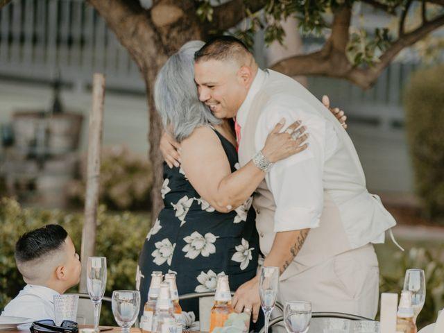 Luis and Vanessa's Wedding in Sacramento, California 42