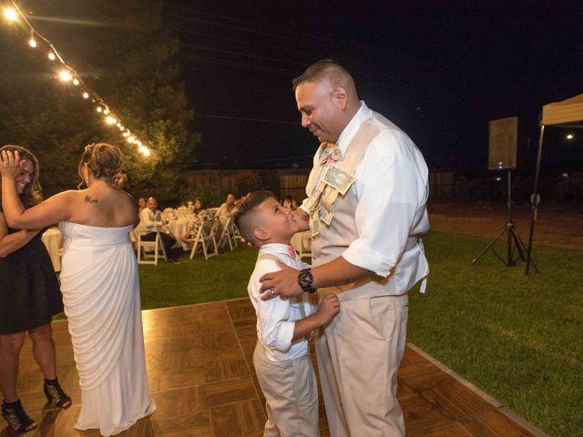 Luis and Vanessa's Wedding in Sacramento, California 46