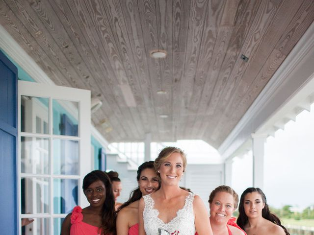 Brianne and Heath's Wedding in Nassau, Bahamas 5