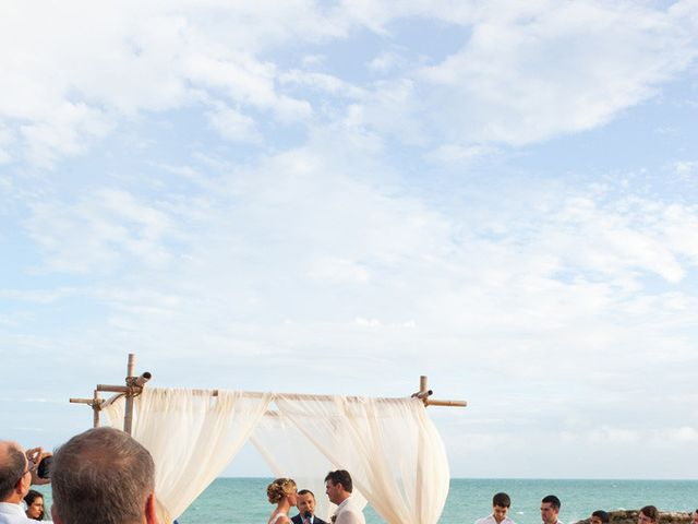 Brianne and Heath's Wedding in Nassau, Bahamas 9