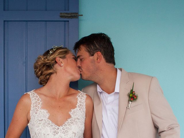 Brianne and Heath's Wedding in Nassau, Bahamas 19