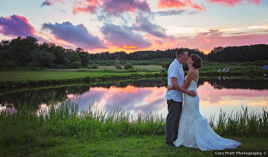 Kevin and Danielle's Wedding in Andover, Massachusetts