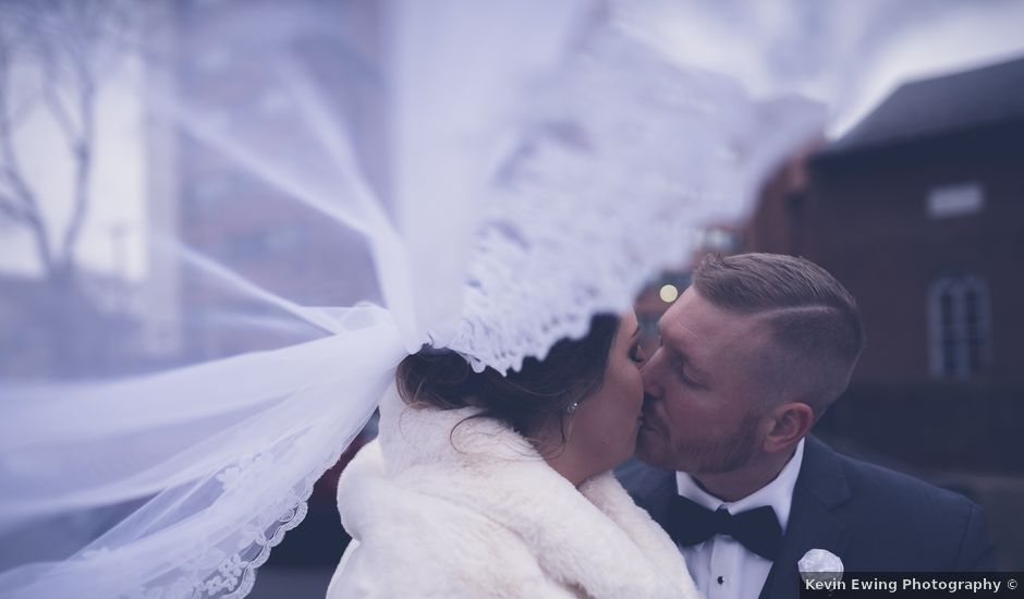 Chris and Alysha's Wedding in Havre de Grace, Maryland