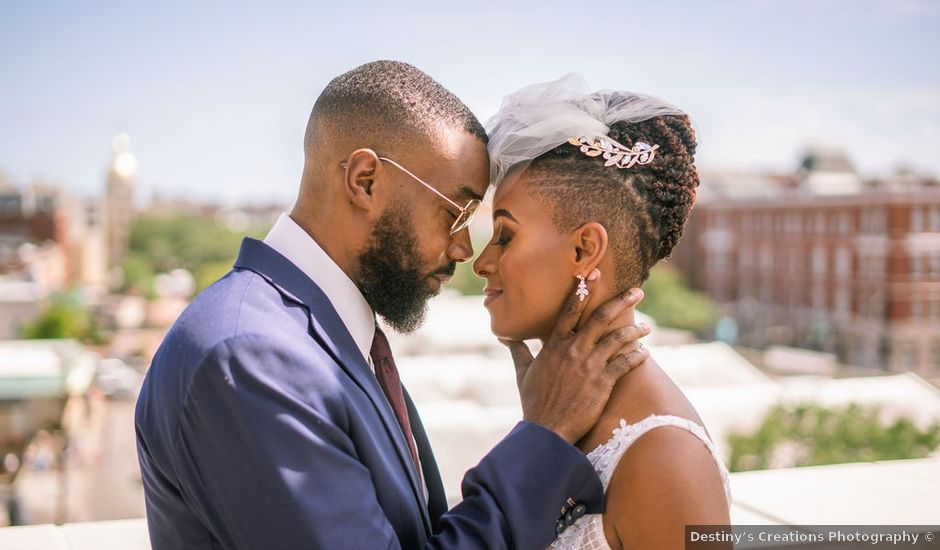 Jai and Lynne's Wedding in Savannah, Georgia