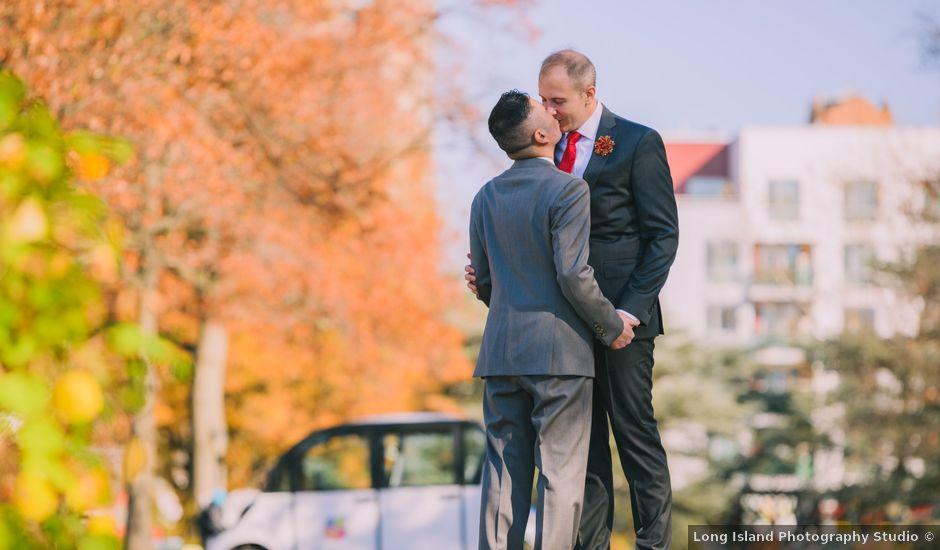 Jason and Edward's Wedding in Flushing, New York