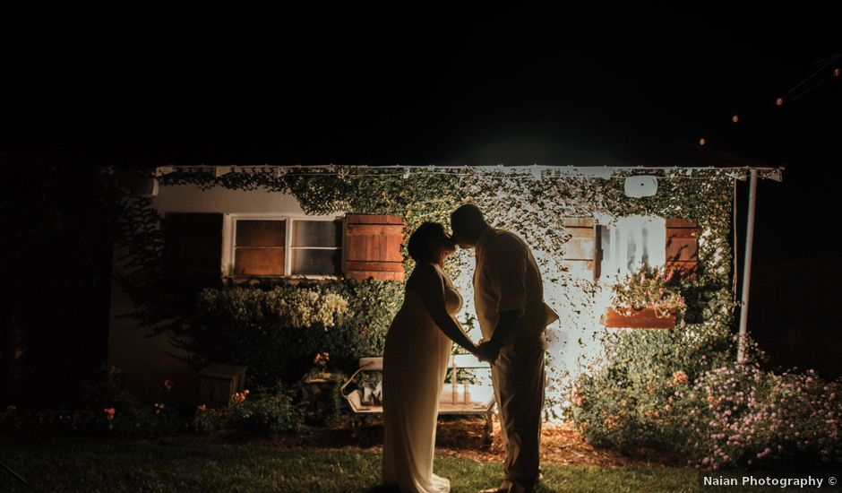 Luis and Vanessa's Wedding in Sacramento, California