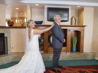 Andrew and Melissa's Wedding in Ambler, Pennsylvania 7