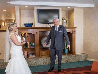 Andrew and Melissa's Wedding in Ambler, Pennsylvania 8