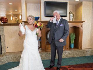 Andrew and Melissa's Wedding in Ambler, Pennsylvania 10