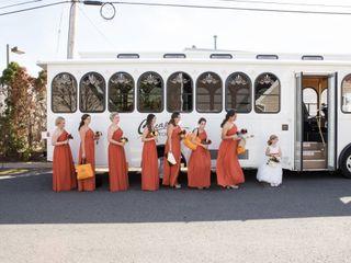 Andrew and Melissa's Wedding in Ambler, Pennsylvania 13