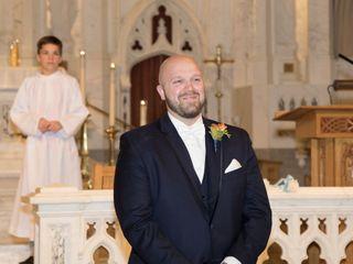 Andrew and Melissa's Wedding in Ambler, Pennsylvania 14