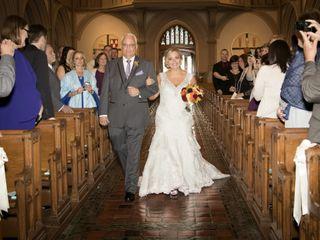 Andrew and Melissa's Wedding in Ambler, Pennsylvania 15