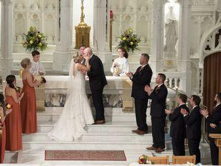 Andrew and Melissa's Wedding in Ambler, Pennsylvania 17