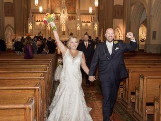 Andrew and Melissa's Wedding in Ambler, Pennsylvania 20