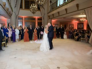 Andrew and Melissa's Wedding in Ambler, Pennsylvania 41