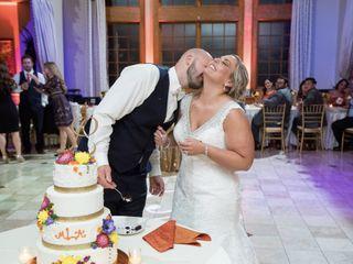 Andrew and Melissa's Wedding in Ambler, Pennsylvania 44
