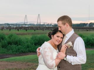 The wedding of Beth and Michael
