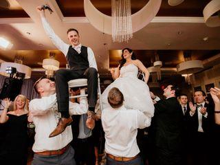 The wedding of Allison and Ryan 1