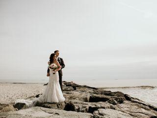 The wedding of Allison and Ryan