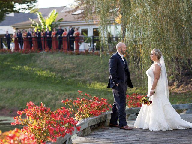 Andrew and Melissa's Wedding in Ambler, Pennsylvania 2