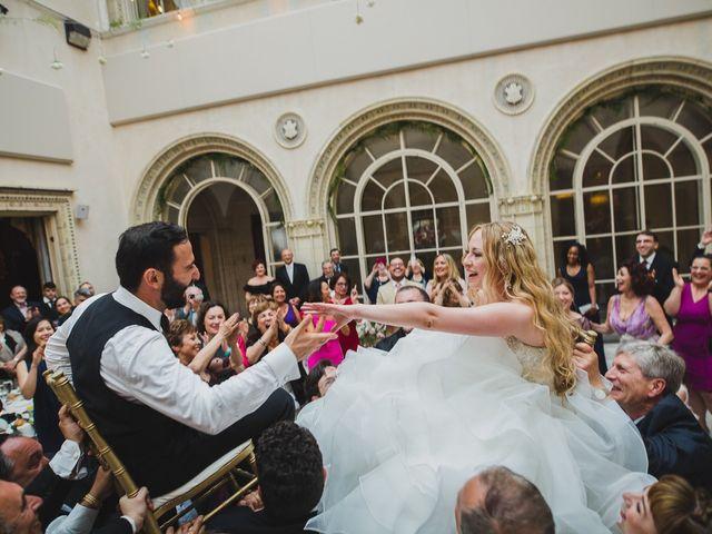 Yan and Elena's Wedding in New York, New York 1