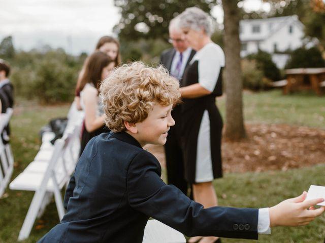 Dan and Alayna's Wedding in Charlottesville, Virginia 10