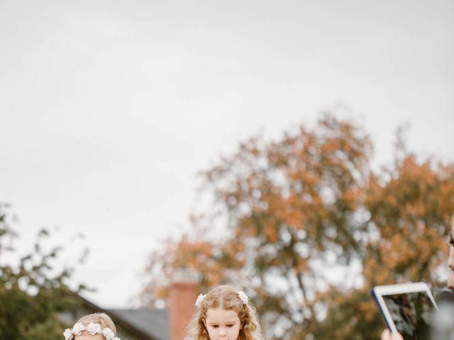 Dan and Alayna's Wedding in Charlottesville, Virginia 11