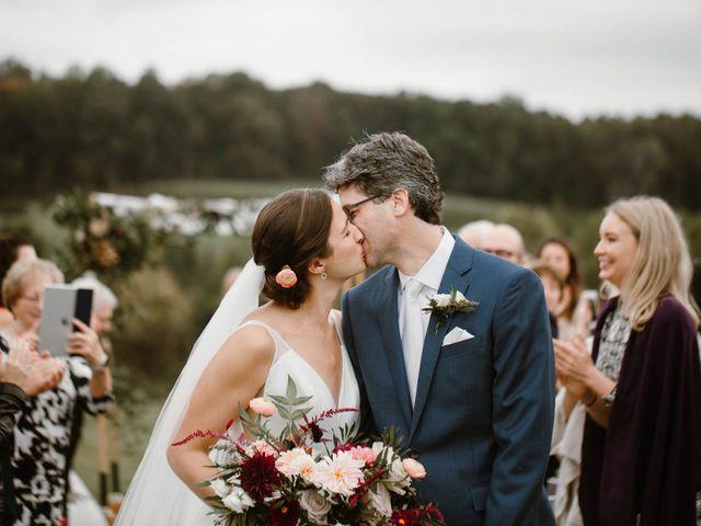 Dan and Alayna's Wedding in Charlottesville, Virginia 16