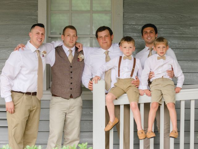 Michael and Beth's Wedding in Charleston, South Carolina 9