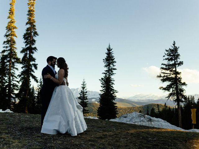 Nick and Brienne's Wedding in Dillon, Colorado 1