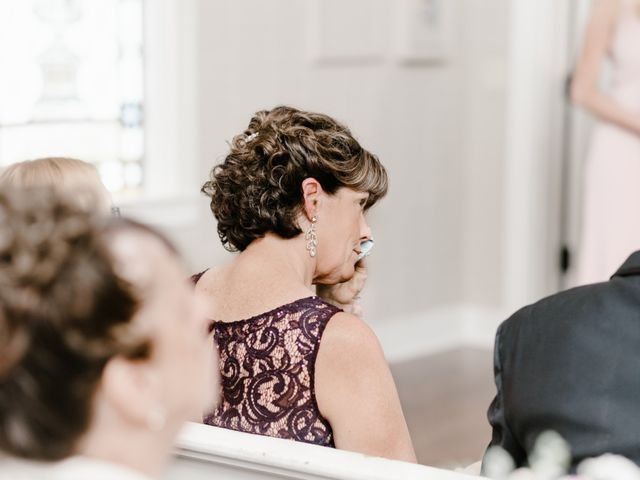 George and Sara's Wedding in Lynchburg, Virginia 11