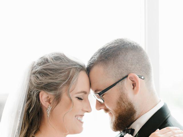 George and Sara's Wedding in Lynchburg, Virginia 12