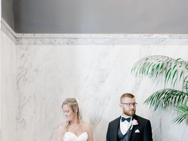 George and Sara's Wedding in Lynchburg, Virginia 14