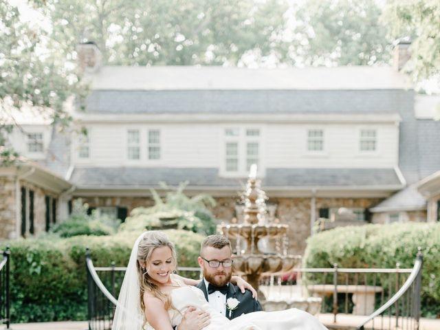 George and Sara's Wedding in Lynchburg, Virginia 15