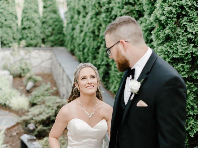 George and Sara's Wedding in Lynchburg, Virginia 16
