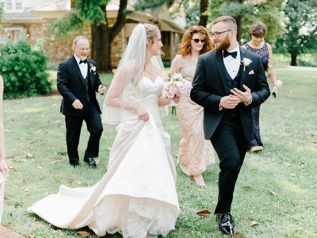George and Sara's Wedding in Lynchburg, Virginia 18