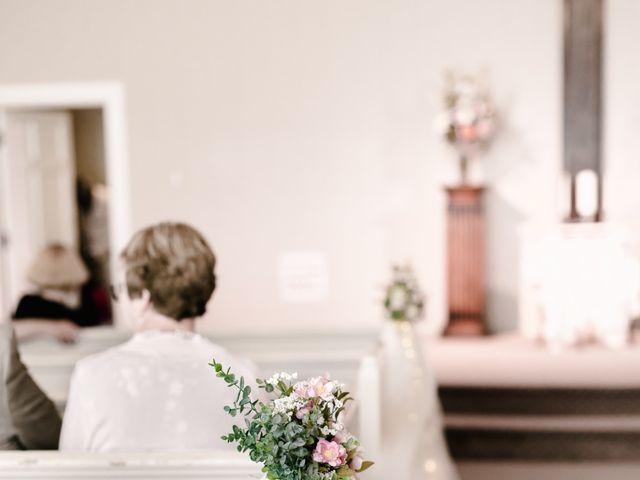 George and Sara's Wedding in Lynchburg, Virginia 19