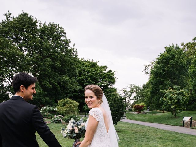 Vincent and Amy 's Wedding in Bronx, New York 13