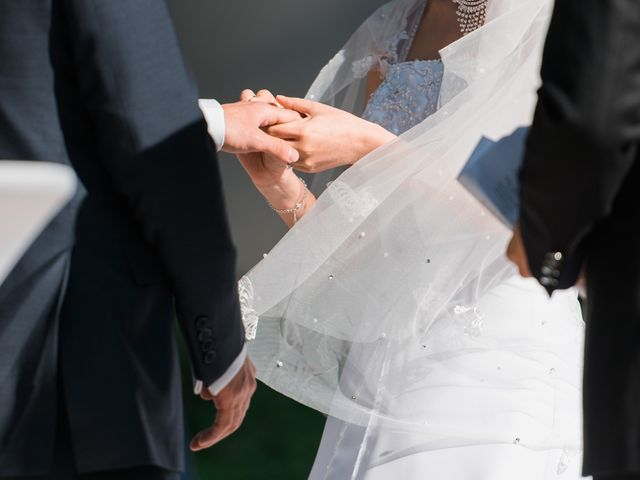 Rui and Xiangxue's Wedding in Falls Church, District of Columbia 6